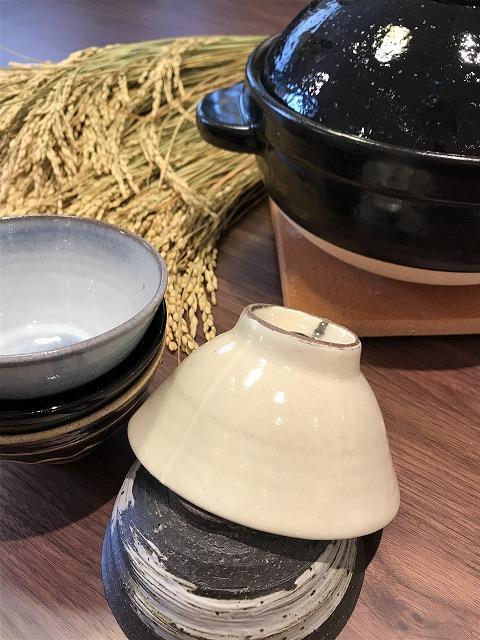 日本の飯椀、揃いました。